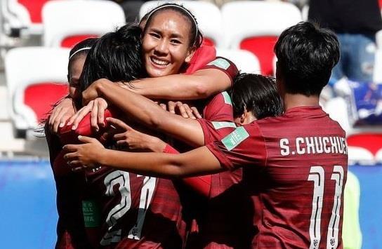 Tuyen Thai Lan van con hy vong di tiep o World Cup nu 2019 hinh anh 2