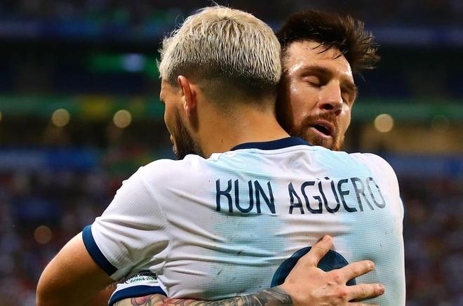 Argentina, Brazil van chua the tai ngo o chung ket Copa America hinh anh 1