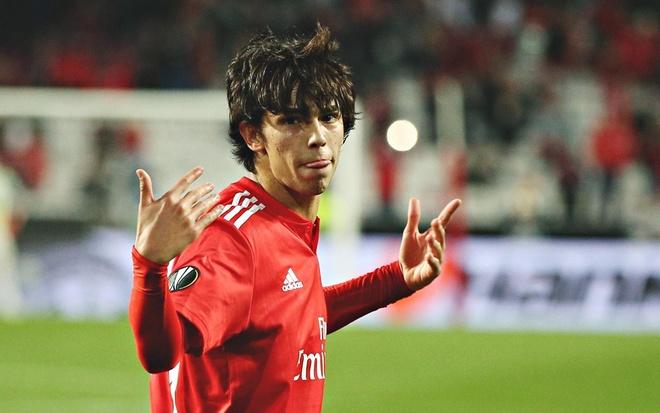Atletico Madrid de nghi 126 trieu euro cho Joao Felix hinh anh 1