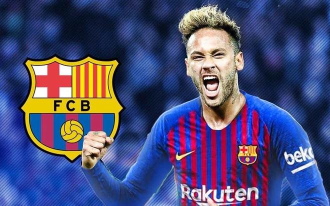 Lanh dao Barcelona xac nhan Neymar muon tro lai Camp Nou hinh anh 1