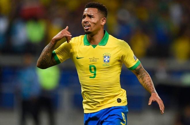 Nhan chim Argentina, Brazil vao chung ket Copa America hinh anh 1