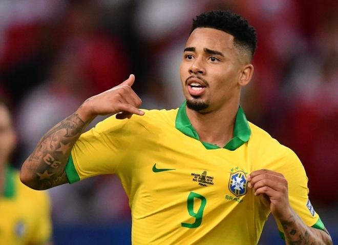 Gabriel Jesus lam dieu chua tung co trong lich su Copa America hinh anh 1