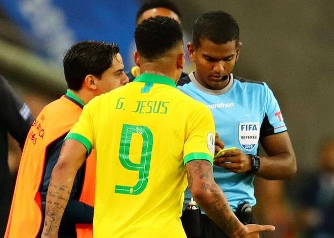 Gabriel Jesus lam dieu chua tung co trong lich su Copa America hinh anh 2
