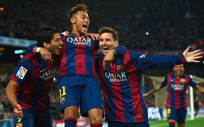 PSG khong ban lo Neymar cho Barca hinh anh 1