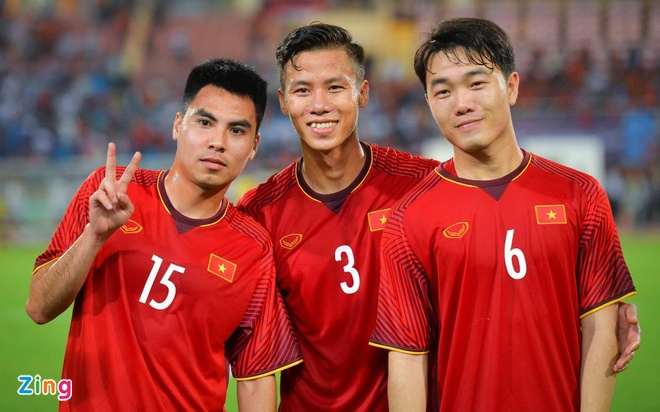 Tuyen Viet Nam duoc FIFA danh gia co the thach thuc UAE hinh anh 1