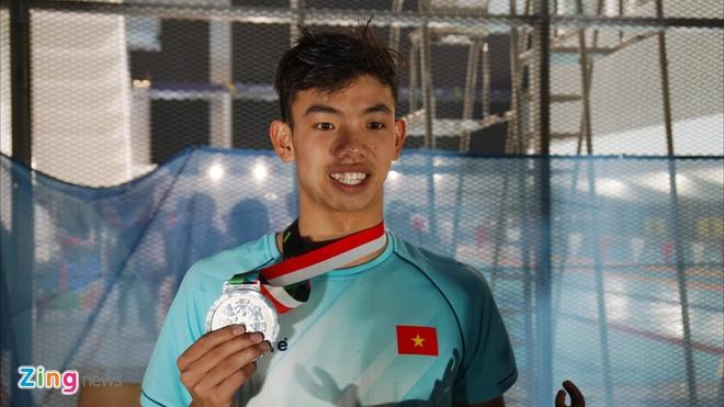 Huy Hoang dat chuan A Olympic, Viet Nam co suat dau tien den Tokyo hinh anh 1