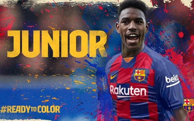 Barcelona cong bo ban hop dong thu 4 trong he 2019 hinh anh 1