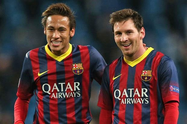 Messi ra mat de can Neymar gia nhap Real hinh anh 1