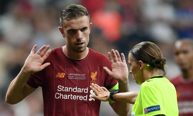 Liverpool dau Chelsea anh 1