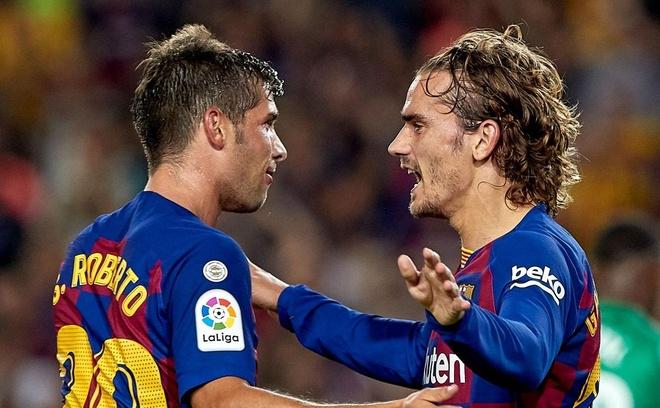 Barcelona dau voi Betis anh 2