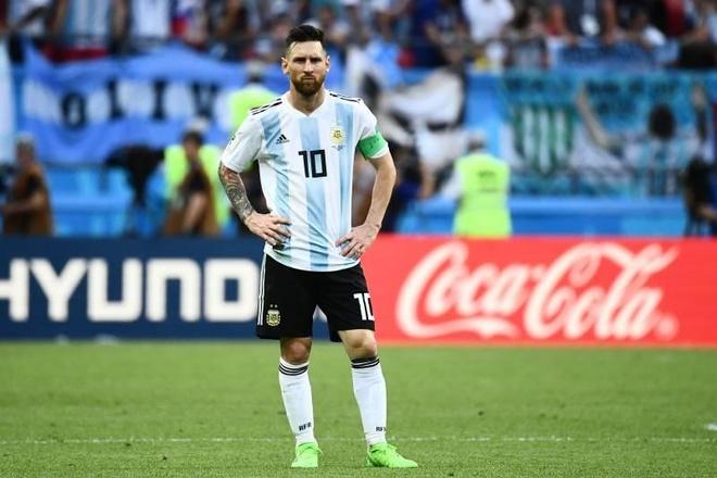 Messi duoc danh gia tren tam Pele va Maradona hinh anh 2
