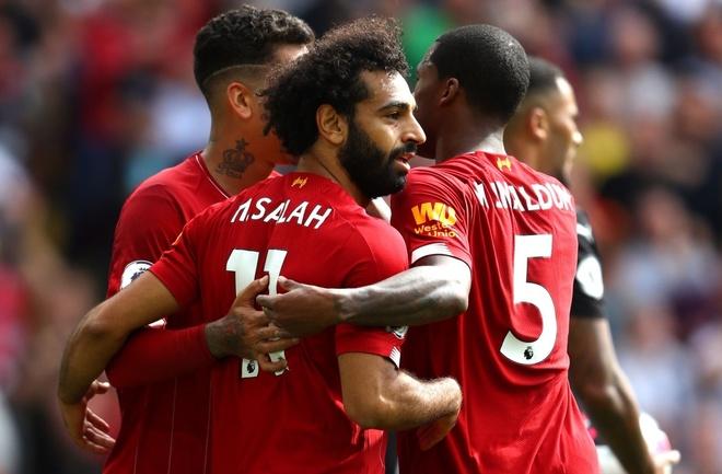 Liverpool tao chuoi thang chua tung co o Ngoai hang Anh hinh anh 1