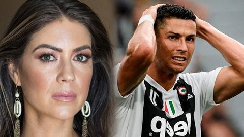 Ronaldo voi tat tivi vi so con trai biet vu cao buoc hiep dam hinh anh 1