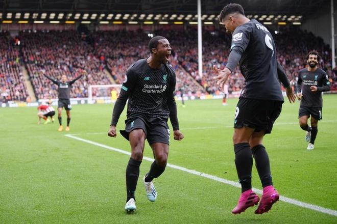 Liverpool co man chay da tot nhat 29 nam qua hinh anh 1