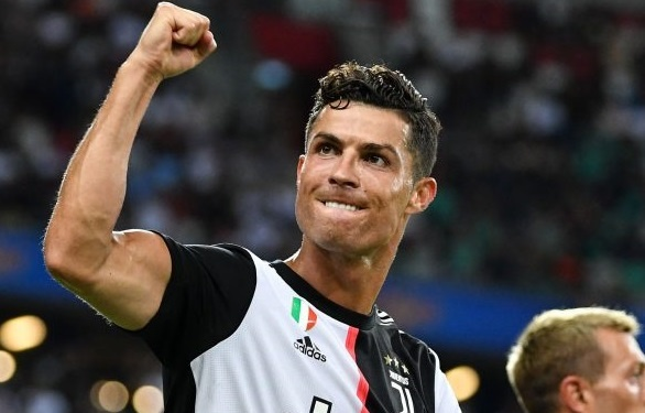 Ronaldo lap ky luc moi o Champions League hinh anh 1