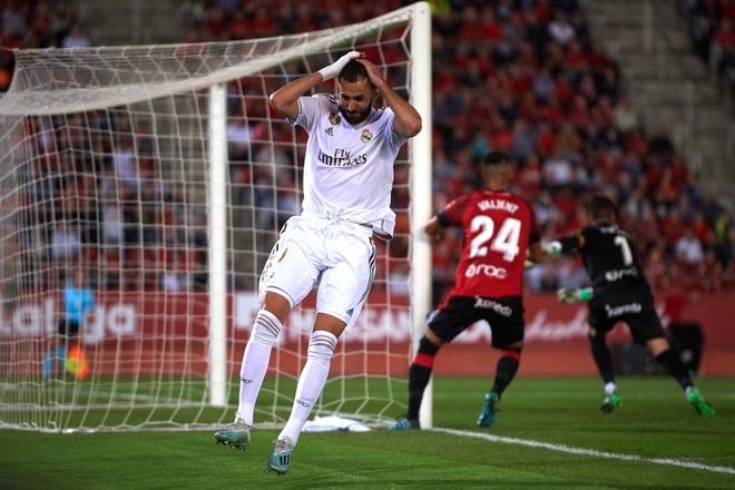 Real Madrid thua đội mới lên hạng