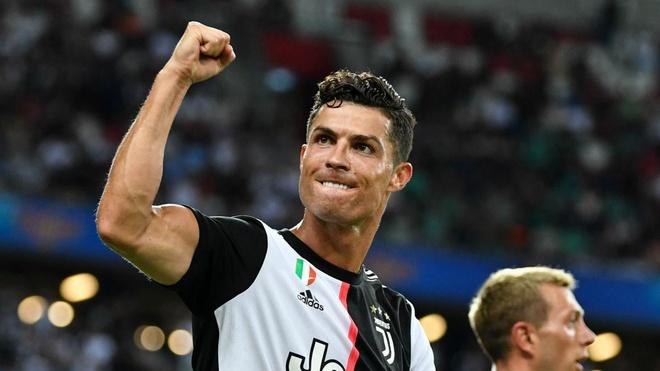 Ronaldo giup Juventus nang tam hinh anh 1