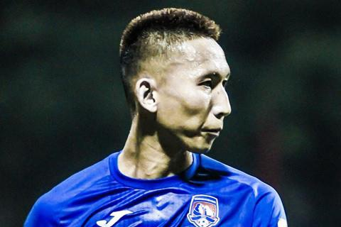 Ban thang dep nhat V.League cua Nghiem Xuan Tu hinh anh