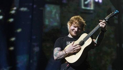 Ed Sheeran: Tai xuat hoan hao, tinh yeu tron ven, thi phi bat ngo hinh anh