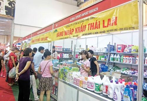 Hang Viet de chung Thai hinh anh