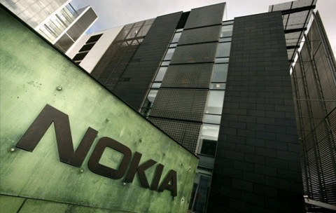 Nokia: Ngoi vuong mot thoi chi con vang bong hinh anh