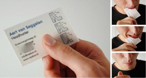 15 mau card visit sang tao nhat the gioi hinh anh 15