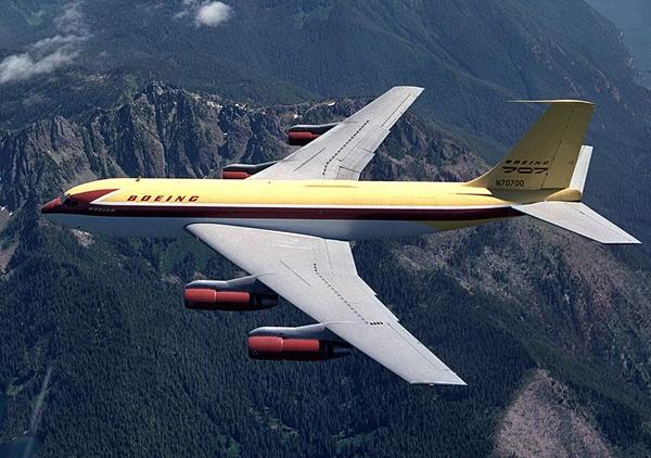 10 mau may bay cach mang nhat lich su Boeing hinh anh 5