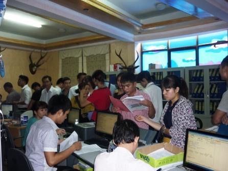 Dai gia Le Thanh Than 'dot' thi truong BDS hinh anh 1