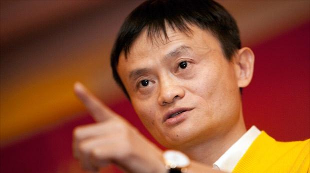 Jack Ma, ong chu 'de noi nong' cua Alibaba hinh anh
