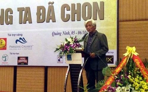 Buc thu cuoi Dai tuong Vo Nguyen Giap gui doanh nhan Viet hinh anh 1