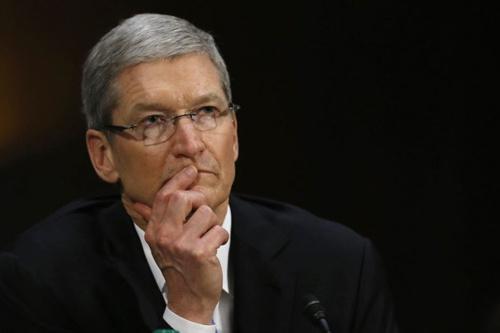 Loi nhuan Apple giam quy thu 3 lien tiep hinh anh 1