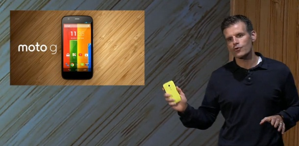 Google se dua Motorola ve thoi hoang kim voi Moto G? hinh anh 2