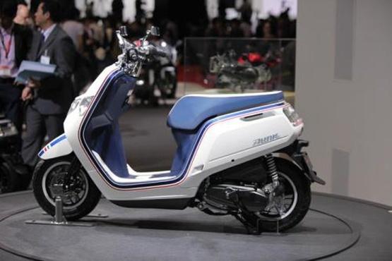 Honda Dunk phong cach 'cute' tai Tokyo Motor Show 2013 hinh anh