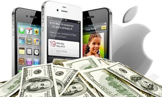 iPhone 5S 'chem' nguoi Viet dat thu 2 the gioi hinh anh