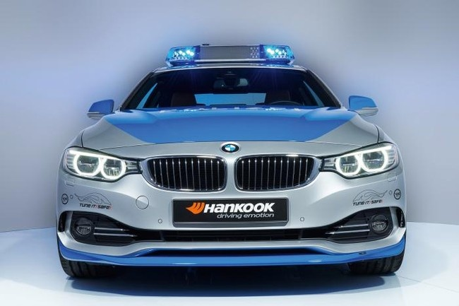 BMW 428i phien ban canh sat cuc an tuong hinh anh 4