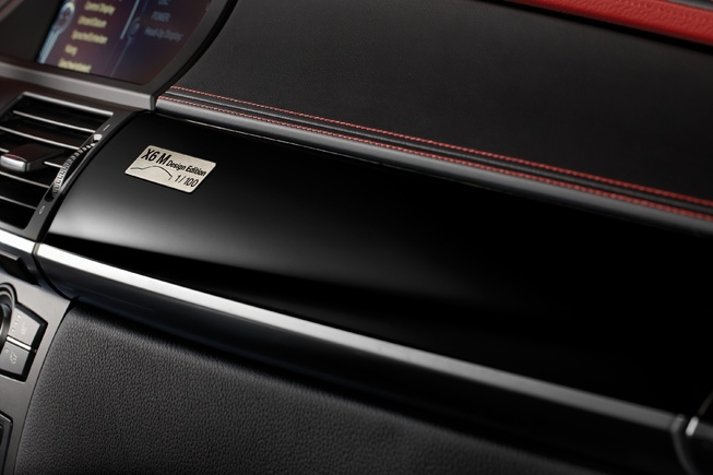 BMW X6 M Design Edition chinh thuc ra mat hinh anh 4