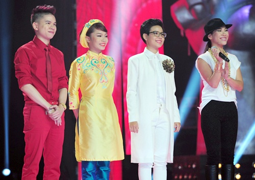 Dem chung ket The Voice thu ve 11 ty dong quang cao hinh anh