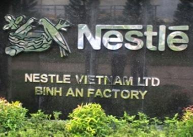 Sanh khau vi Viet, Nestle lai thua dau ca phe hinh anh