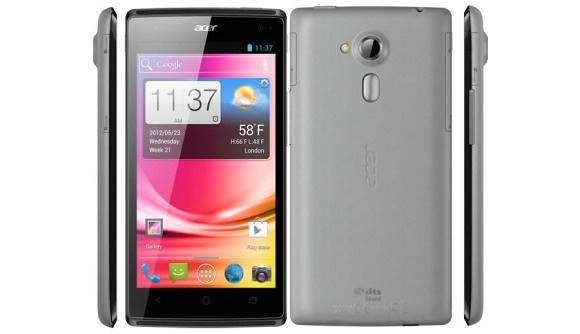 Acer cong bo smartphone gia re Liquid Z5 hinh anh