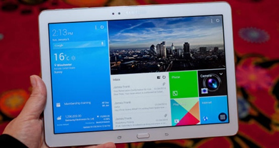 7 tablet dang chu y tai CES 2014 hinh anh