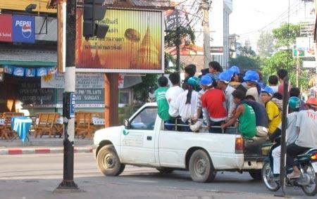 Nguoi Thai Lan chuong xe ban tai nhat the gioi hinh anh 1