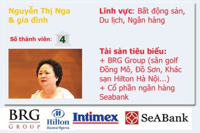 20 gia dinh kinh doanh hang dau Viet Nam so huu nhung gi? hinh anh 13