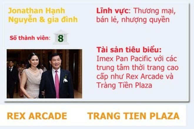 20 gia dinh kinh doanh hang dau Viet Nam so huu nhung gi? hinh anh 7