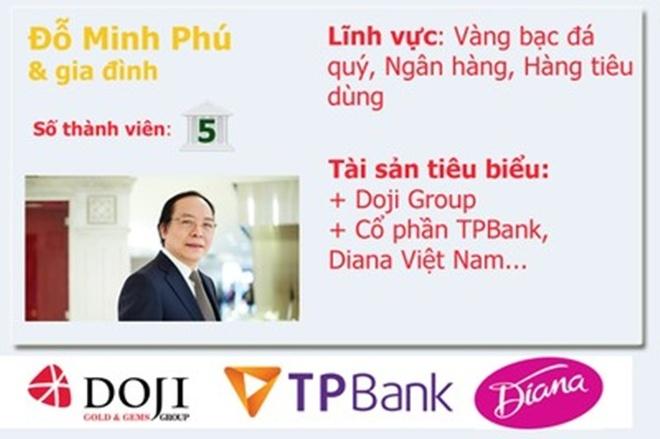 20 gia dinh kinh doanh hang dau Viet Nam so huu nhung gi? hinh anh 8