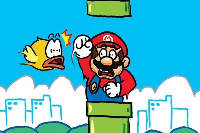 Giai ma nhung loi buoc toi ve Flappy Bird hinh anh
