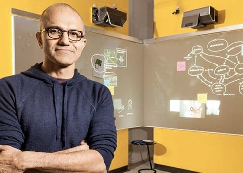 10 dieu thu vi ban chua biet ve tan CEO cua Microsoft hinh anh