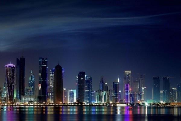Doha: Tu dong hoang tan den thanh pho cua nha choc troi hinh anh