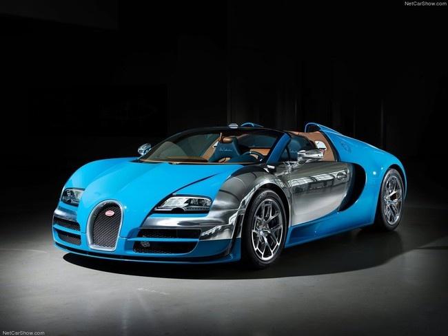 9 chiec Veyron huyen thoai mang ve 27 trieu USD cho Bugatti hinh anh