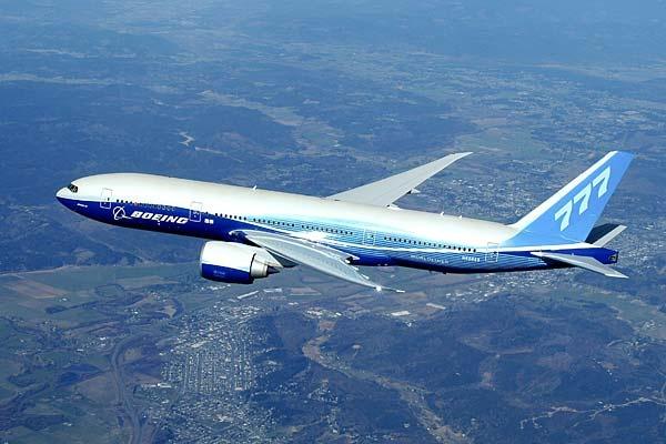 Tong Quan Ve Dong May Bay 'Sieu An Toan' Boeing 777 Hinh ...