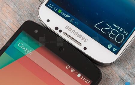 Vi sao Google khong con so Samsung? hinh anh